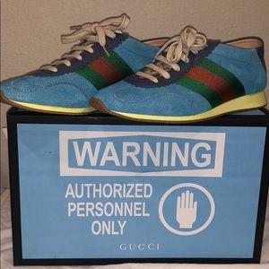Gucci retro sneakers